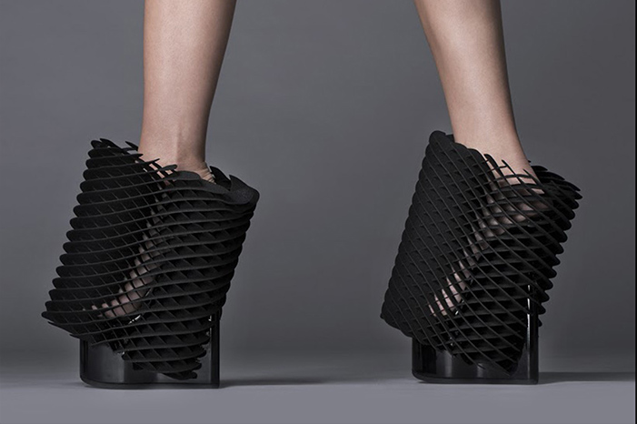 3d-printed-shoe-michael  3D Printed Shoes * by Zaha Hadid and more famous designers 3d printed shoe michael