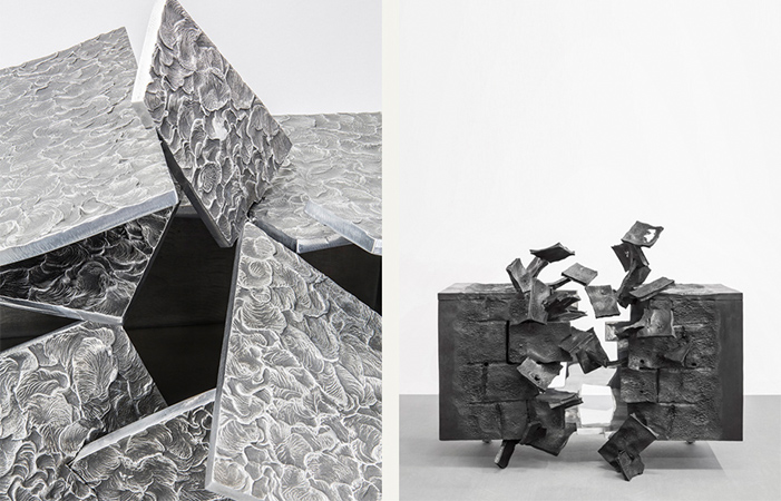 Vincent-Dubourg  Carpenters Workshop Gallery * Vicent Dubourg Exhibition Vincent Dubourg 03