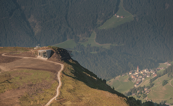 The Messner Mountain Museum by* Zaha Hadid  The Messner Mountain Museum by* Zaha Hadid 02 ZHA MMM copy