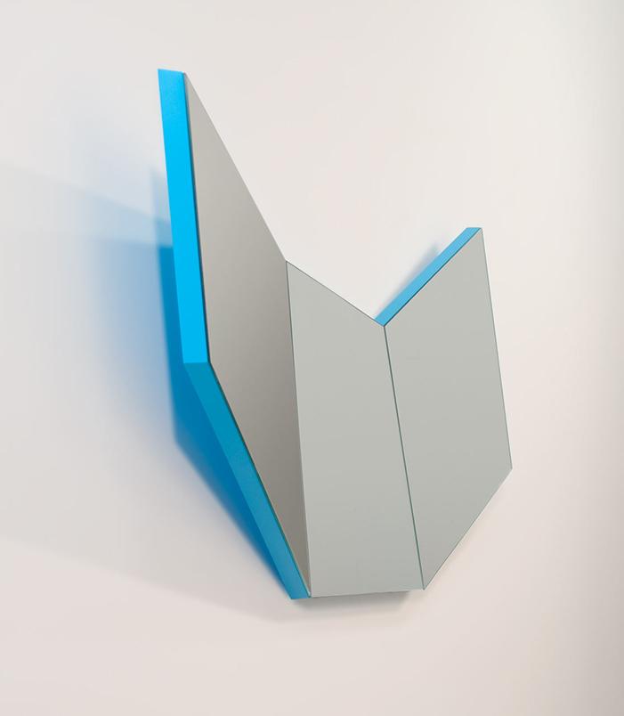 Geometric 3D Mirrors * Stonefox Architects  Geometric 3D Mirrors * Stonefox Architects Stonefox Architects Sculptural Mirrors 11