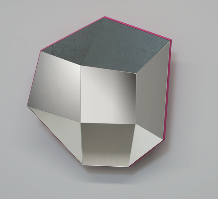 Geometric 3D Mirrors * Stonefox Architects  Geometric 3D Mirrors * Stonefox Architects Stonefox Architects Sculptural Mirrors 13