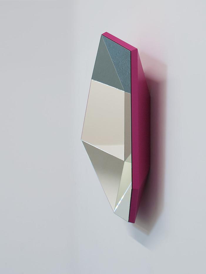 Geometric 3D Mirrors * Stonefox Architects  Geometric 3D Mirrors * Stonefox Architects Stonefox Architects Sculptural Mirrors 14