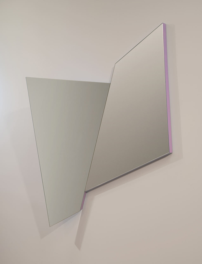 Geometric 3D Mirrors * Stonefox Architects  Geometric 3D Mirrors * Stonefox Architects Stonefox Architects Sculptural Mirrors 4 1