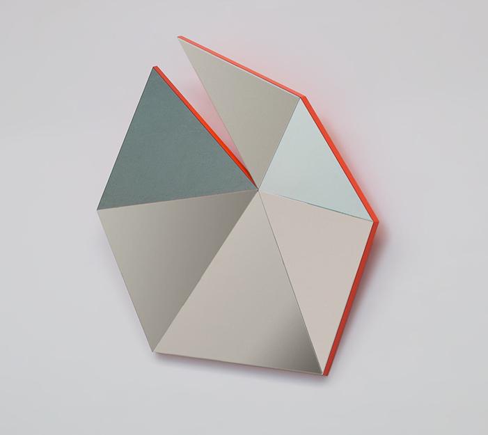 Geometric 3D Mirrors * Stonefox Architects  Geometric 3D Mirrors * Stonefox Architects Stonefox Architects Sculptural Mirrors 7