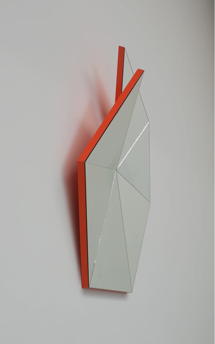 Geometric 3D Mirrors * Stonefox Architects  Geometric 3D Mirrors * Stonefox Architects Stonefox Architects Sculptural Mirrors 8