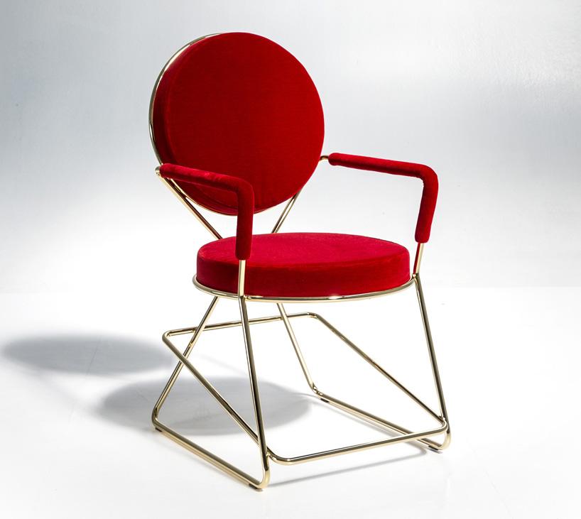 Double Zero Chair from Moroso * David Adjaye  Double Zero Chair from Moroso * David Adjaye david adjaye double zero moroso designboom 018
