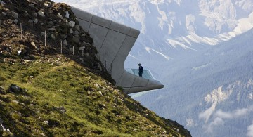 The Messner Mountain Museum by* Zaha Hadid  The Messner Mountain Museum by* Zaha Hadid featured 360x195