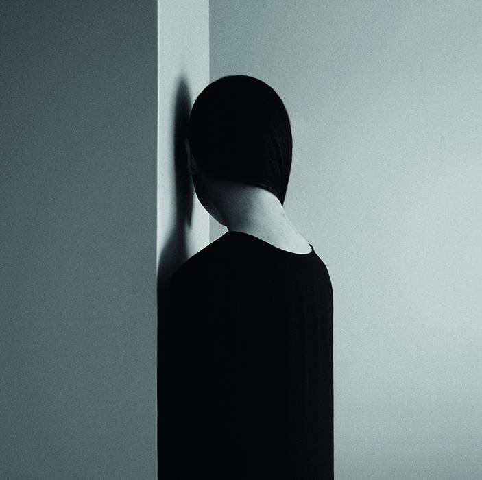 New Black and White Surrealist Self-Portraits *Noell Oszvald_4
