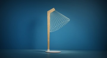 New Tables lamps * with 3D effect creative New Tables lamps with 3D effect vintage lamp 360x195