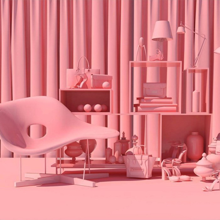 Colorful Surreal Scenes Artist Lee Sol Design