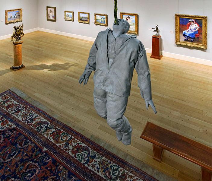 Contemporary-art-by-Juan-Muñoz  Contemporary art * by Juan Muñoz Contemporary art by Juan Mu  oz