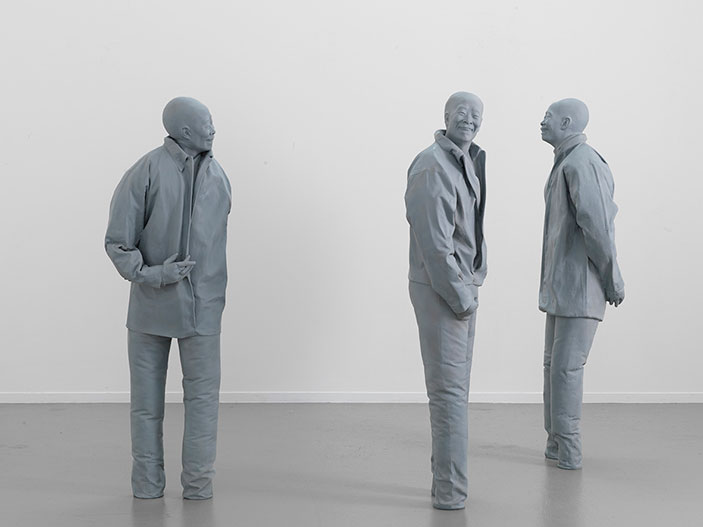 Contemporary-art-by-Juan-Muñoz  Contemporary art * by Juan Muñoz Contemporary art by Juan Mu  oz6