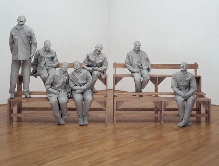 Contemporary-art-by-Juan-Muñoz  Contemporary art * by Juan Muñoz Contemporary art by Juan Mu  oz9