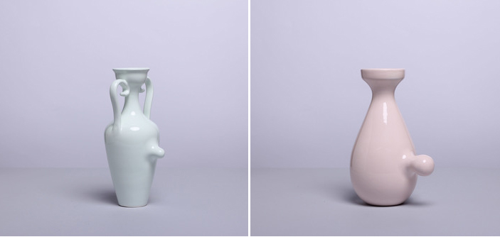 NasoVaso Series by Matteo Cibic