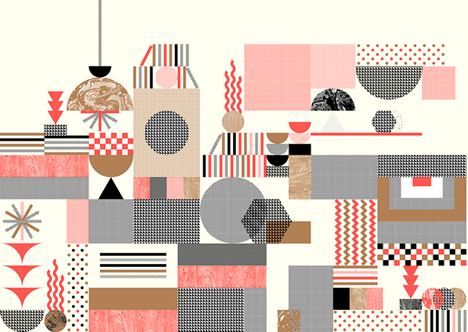 Print  Exclusive Personality Wallpaper * Texturae Exclusive Personality Wallpaper Texturae 02