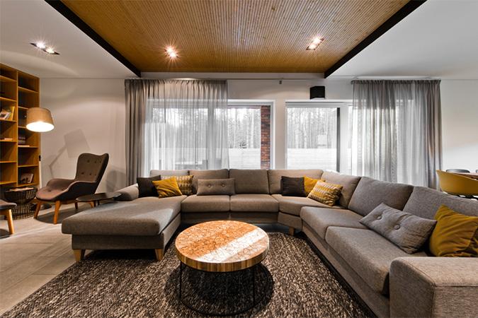 9 Indre Sunklodiene Cozy And Modern Scandinavian Interior * Indre  Sunklodiene 9 1