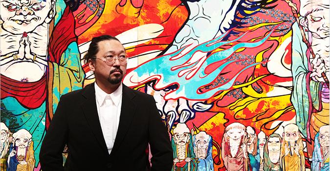 The Warhol of Japan * Takashi Murakami Takashi Murakami The Warhol of Japan * Takashi Murakami 1