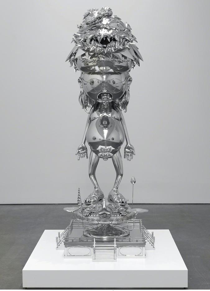 The Warhol of Japan  Takashi Murakami The Warhol of Japan * Takashi Murakami 11