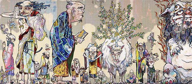 The Warhol of Japan * Takashi Murakami Takashi Murakami The Warhol of Japan * Takashi Murakami 4
