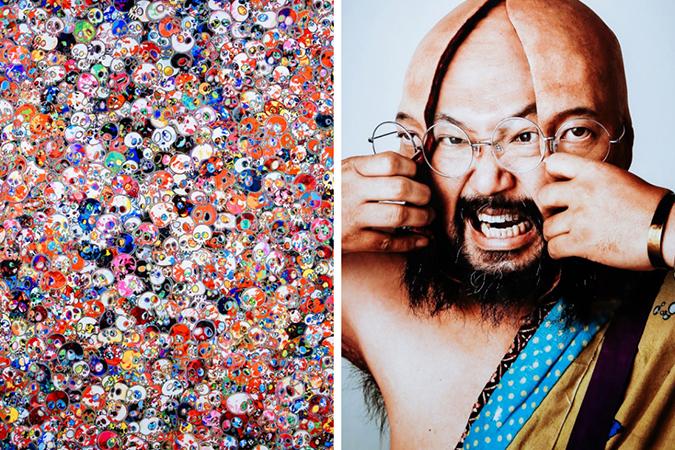 The Warhol of Japan Takashi Murakami The Warhol of Japan * Takashi Murakami 9