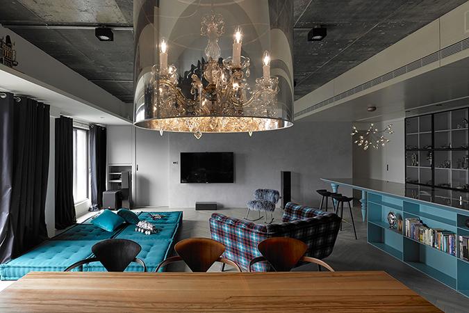 An Eclectic Apartment * Ganna Design an eclectic apartment An Eclectic Apartment * Ganna Design 11 & An Eclectic Apartment * Ganna Design