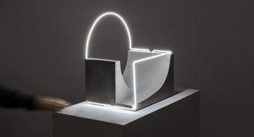 morgane tschiember Sculptural Lighting Plays with Perception * Morgane Tschiember 11111 360x195