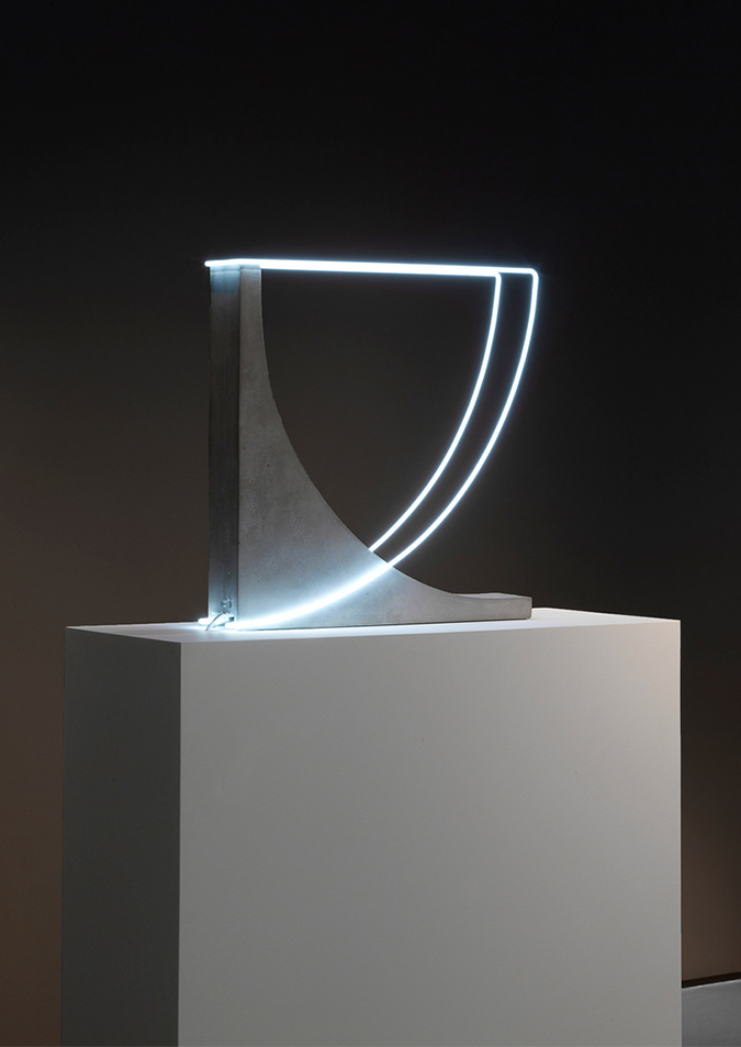 Collection of Sculptural Lighting plays with perception * Morgane Tschiember