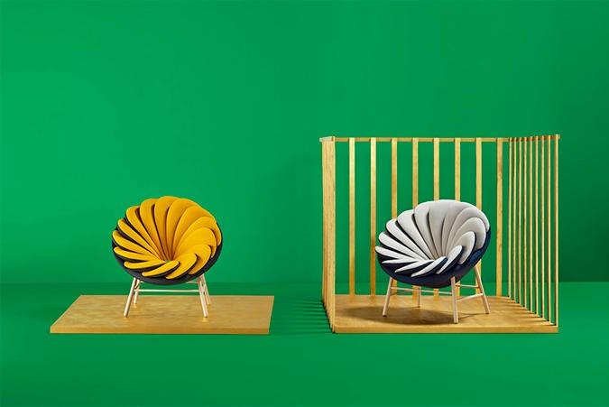Marc Venot's quetzal chair Quetzal Chair * Marc Venot's Quetzal Chair Marc Venots 4
