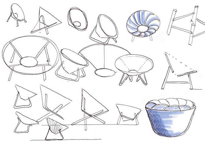 Marc Venot's quetzal chair Quetzal Chair * Marc Venot's Quetzal Chair Marc Venots 6