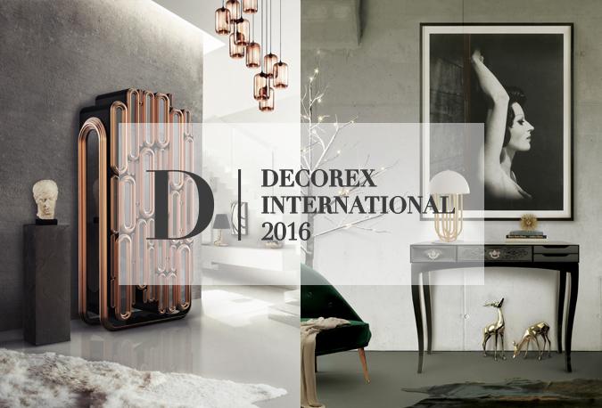 London Design Week - Decorex International 2016 decorex international 2016 London Design Week * Decorex International 2016 boca do lobo decorex