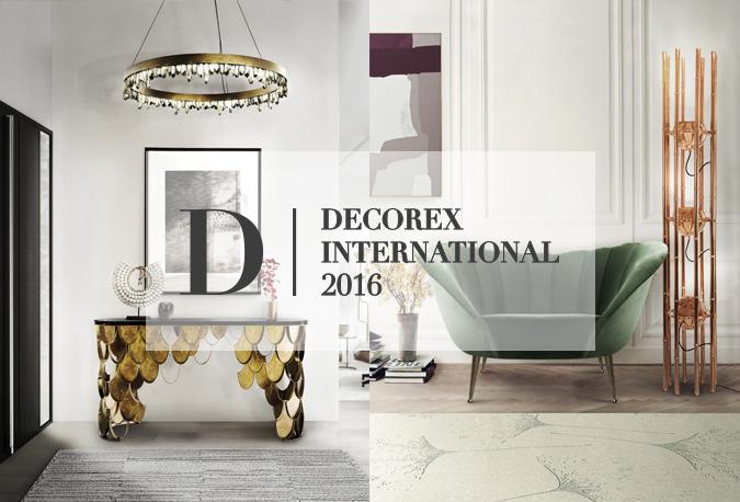 London Design Week - Decorex International 2016 decorex international 2016 London Design Week * Decorex International 2016 brabbu decorex