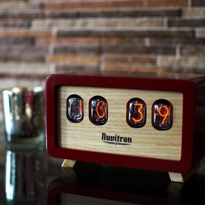 cherry-red-postmodern-nixie-tube-clock
