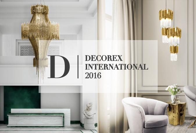 London Design Week - Decorex International 2016 decorex international 2016 London Design Week * Decorex International 2016 luxxu decorex