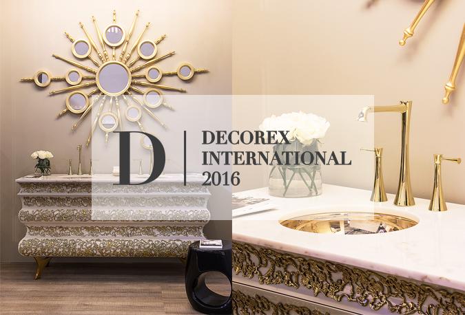 London Design Week - Decorex International 2016 decorex international 2016 London Design Week * Decorex International 2016 maison valentina decorex
