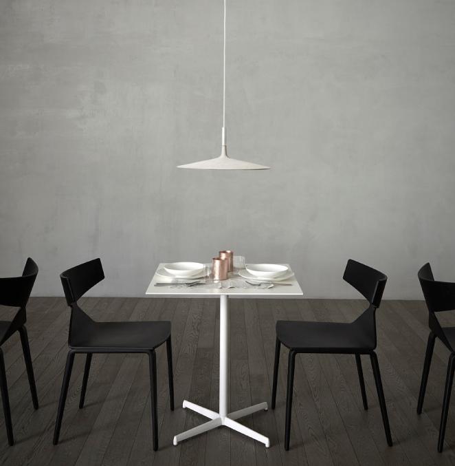Foscarini Super Thin Lamp * Foscarini Foscarini Aplomb Large concrete lamp 1 07