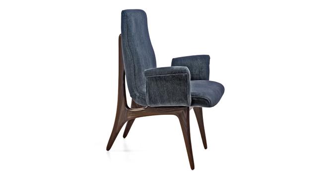 Furniture vladimir kagan Furniture by Vladimir Kagan VK104Amain