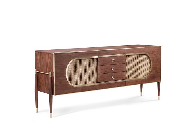 Top 10 Mid Century Furniture mid century furniture Top 10 Mid Century Furniture dandy sideboard 03 HR