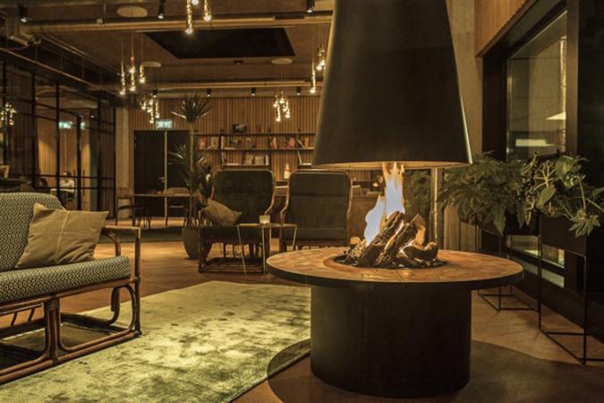 mid century hotel in amsterdam mid century hotel in amsterdam hotel v fizeaustraat dining area 1