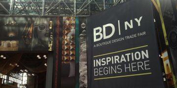 Top 5 Exhibitors at BDNY 2016