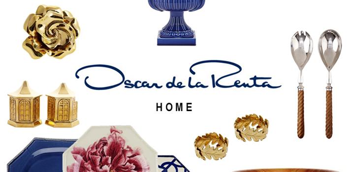 Oscar De La Renta Home Collection By Century