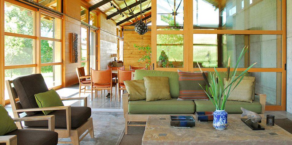 mid century furniture house by madeline stuart associates