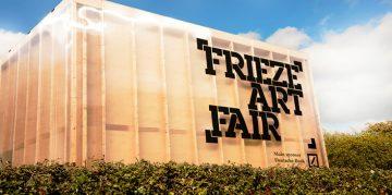 Top 5 Artist at Frieze London 2016