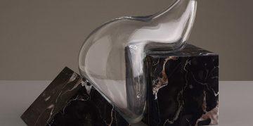 The Indefinite Vases by Studio E. O. indefinite vases The Indefinite Vases by Studio E. O. indefinite vases erik olovsson product design glass stone marble gustav almestal dezeen 1568 11 1 360x179