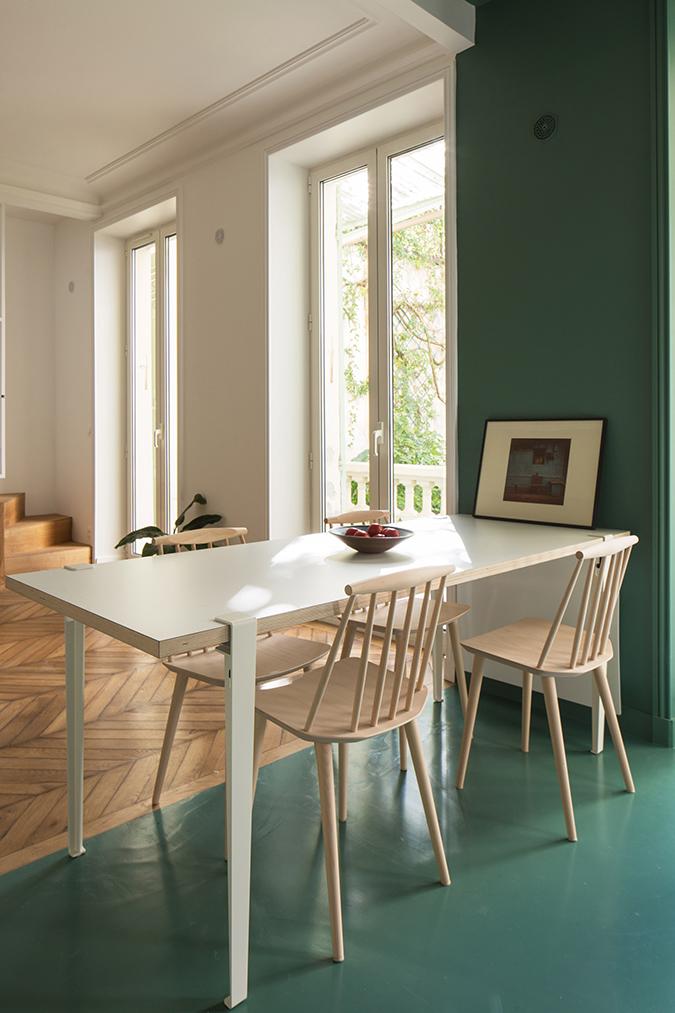 Paris Design Apartment by Les Ateliers Tristan & Sagitta paris apartment Paris Apartment by Les Ateliers Tristan & Sagitta paris apartment by les ateliers tristan sagitta 5