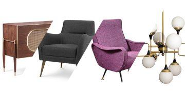 Top 10 Mid Century Furniture