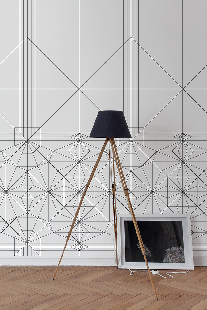 Classic and contemporary new wallpaper collection by Texturae classic and contemporary Classic and contemporary new wallpaper collection by Texturae Texturae BUTTERFLY Martina Della Valle