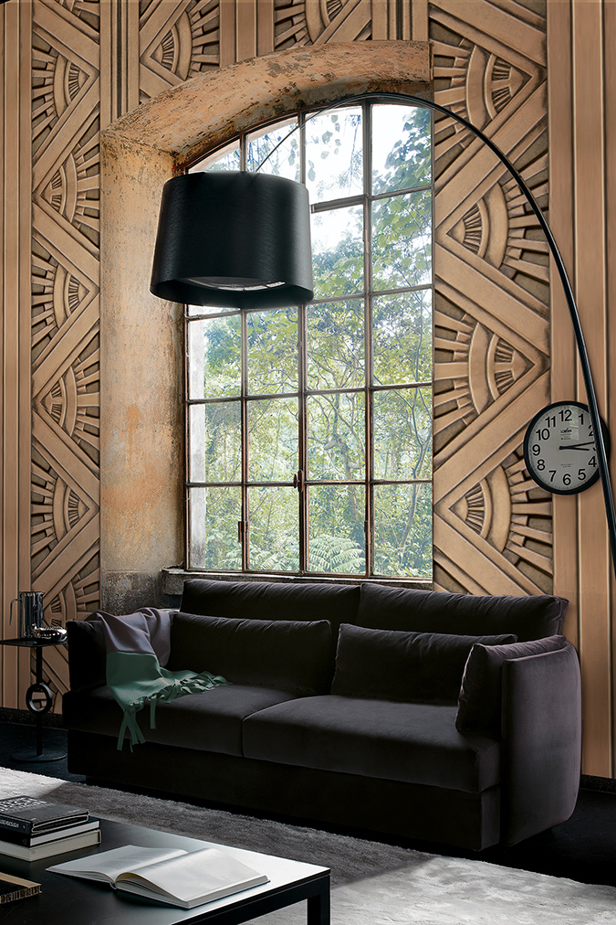 Classic and contemporary new wallpaper collection by Texturae classic and contemporary Classic and contemporary new wallpaper collection by Texturae Texturae DECO team Texturae