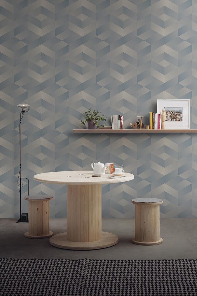 Classic and contemporary new wallpaper collection by Texturae classic and contemporary Classic and contemporary new wallpaper collection by Texturae Texturae WEAVE Sovrappensiero design studio