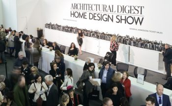 What to Expect from Architectural Digest Design Show 2017