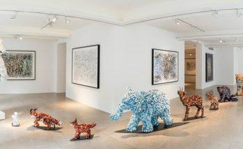 Barnaby Barford at David Gill Gallery